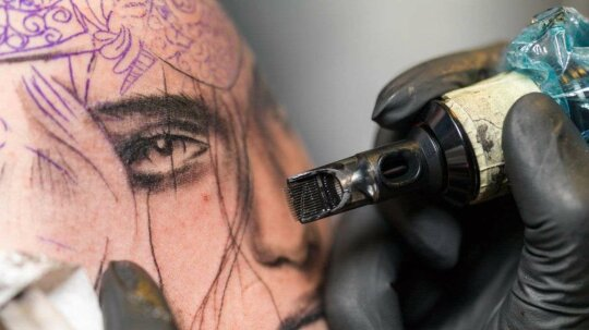 Tattoos May Be Good for Your Health