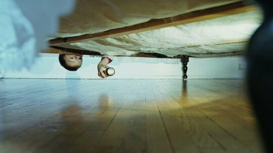 Ridiculous History: When Scientists Hid Under Beds to Do Research