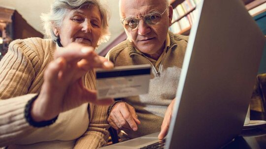 Decline of B.S. Meter Is One Reason Scammers Love Seniors