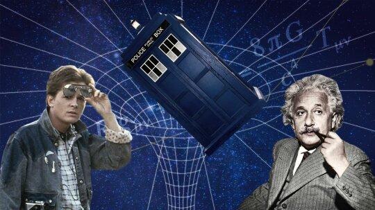 Using TARDIS to Mathematically Travel Through Time