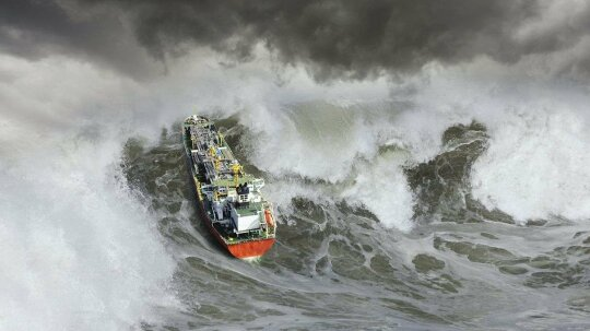 New Mathematical Model Helps Explain Rogue Waves