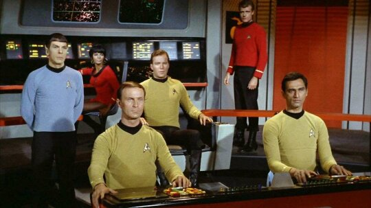 50 Years and Counting: 'Star Trek' Writers Explain Its Serious Staying Power
