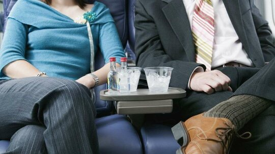 No, Really — Who Gets Control of the Armrest?
