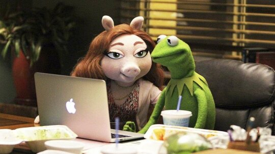 Frog Romance Just Got a Little More Interesting