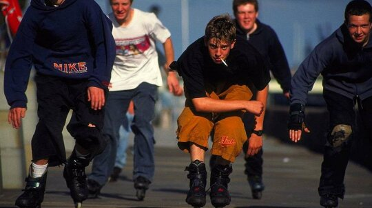 What the Heck Happened to Rollerblading?