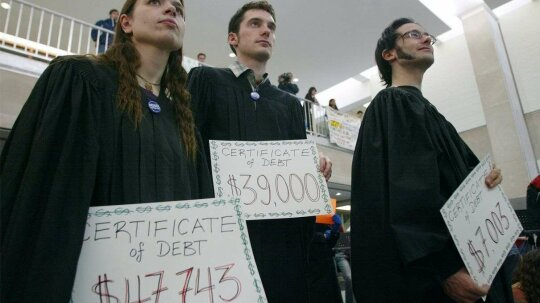 Millions of Americans Aren't Repaying Their Student Debt. Are You One of Them?