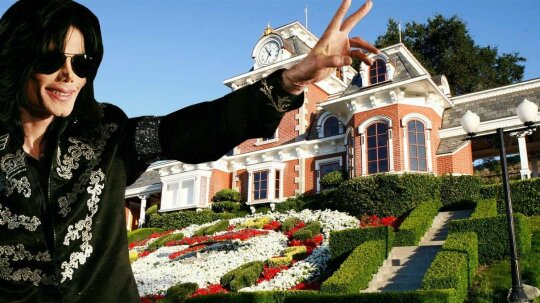 5 Cool Ideas for Transforming Michael Jackson's Neverland Ranch