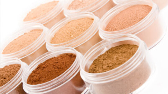 Nude Makeup Basics