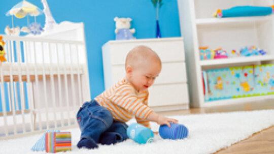 5 Nursery Safety Tips