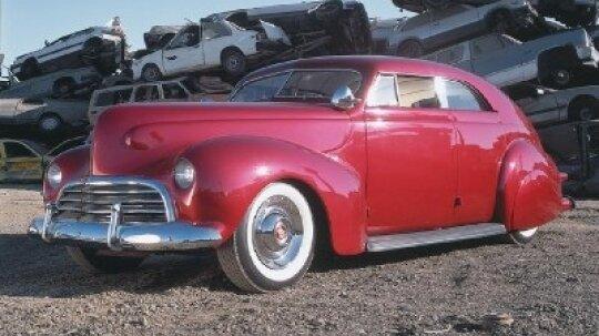Ohanesian 1940 Mercury: Profile of a Custom Car