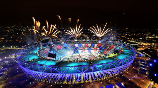 How the Olympic Opening Ceremonies Work
