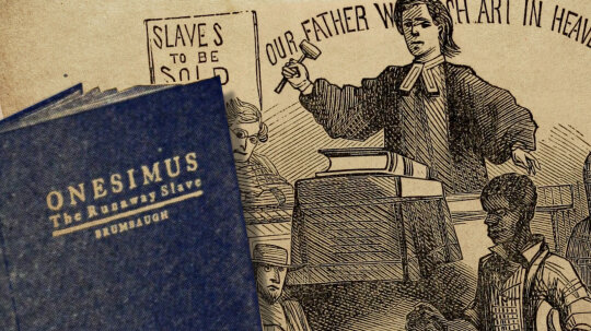 How Onesimus, a Slave in Colonial Boston, Helped Stop a Smallpox Epidemic