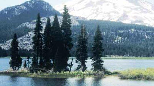 Oregon Scenic Drives
