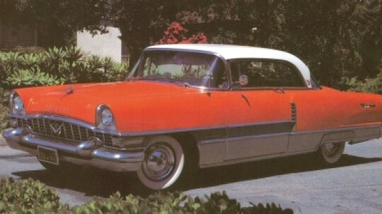 1955-1956 Packard Patrician/Four Hundred/Executive