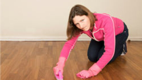 5 Tips to Make Scrubbing Your Floors Less Painful