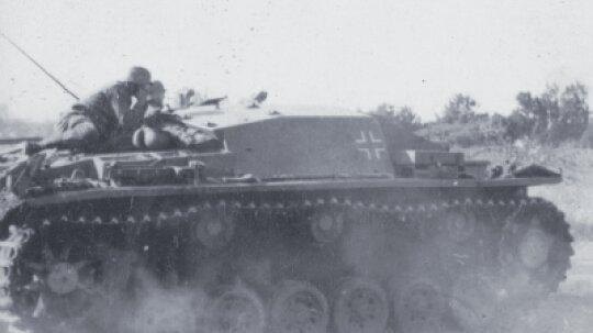 Panzerkampfwagens III and IV