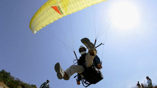 How Paragliding Works