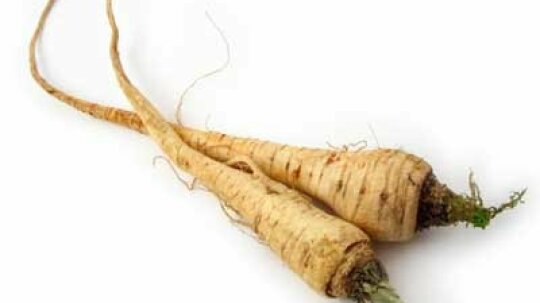 Parsnips: Natural Weight-Loss Foods