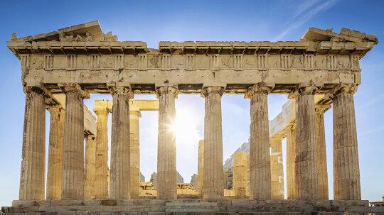 Does the Parthenon really follow the golden ratio?
