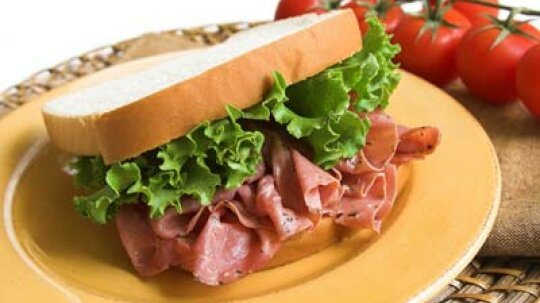 What exactly is pastrami?