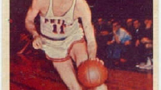 Paul Arizin