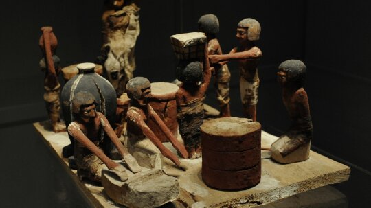Who Were the First People to Brew Beer?