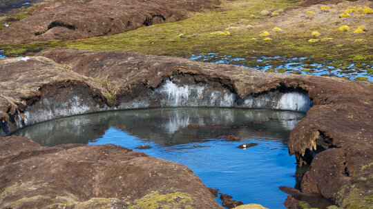 Is Permafrost Really, Well, Permanent?