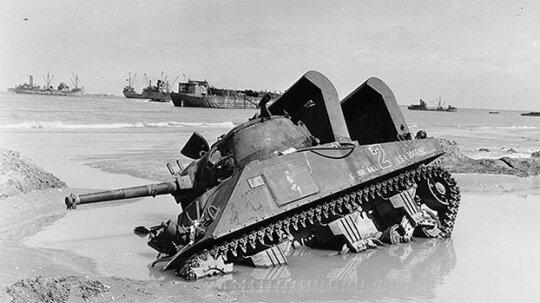 10 of the Bloodiest Battles of World War II