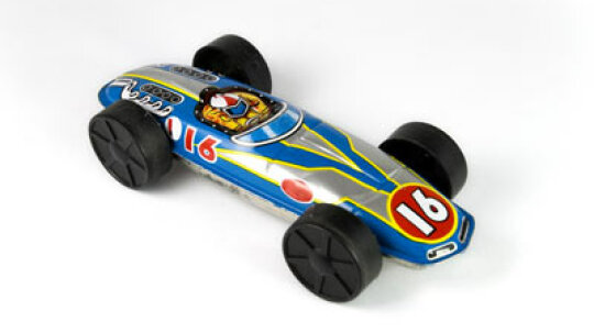 How can I make a pinewood derby car go faster?