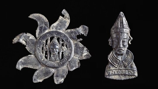 When Medieval Pilgrims Wore Badges to Ward Off Plague
