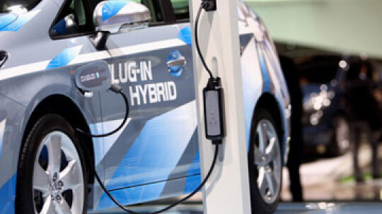 Can I own a plug-in hybrid if I live in an apartment?