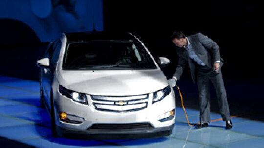 How do plug-in hybrids' mileage compare to other cars?