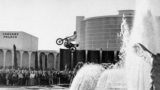 Evel Knievel Part I