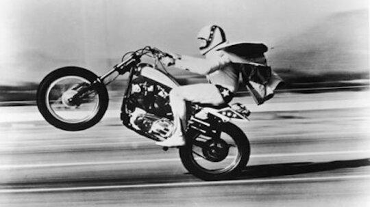 Evel Knievel Part II