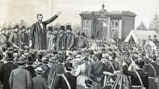 The Gettysburg Address: Short and Sweet