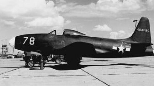 Post-World War II Flight Timeline
