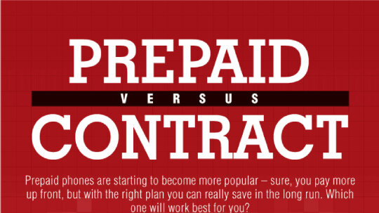 Prepaid Phone vs. Contract Phone