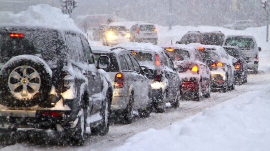 Can you predict winter weather based on summer weather?