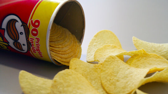 It Took a Court to Decide Whether Pringles Are Potato Chips
