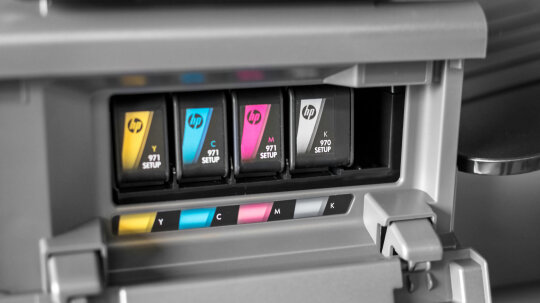 How Printer Ink Works