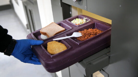 Prison Food Is Way Worse Than You'd Expect