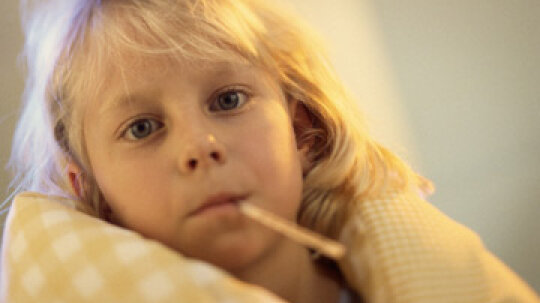 How can I help protect my family from catching colds?