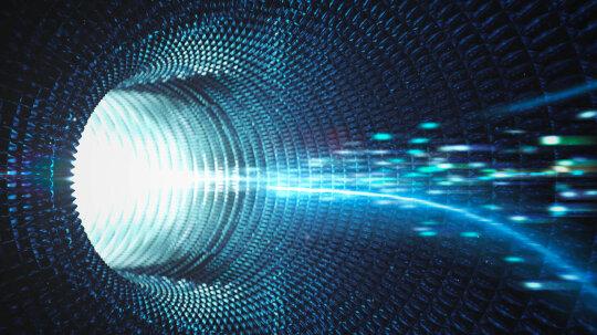 """我们越来越靠近量子互联网,但它是什么?""""border="""