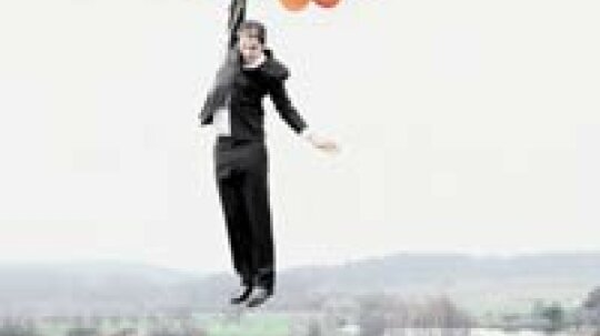 How many regular-sized helium-filled balloons would it take to lift someone?
