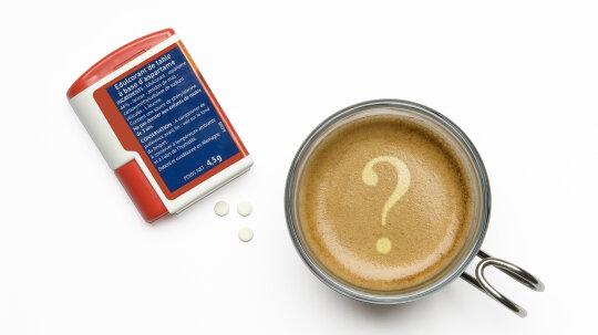Will aspartame make me go blind?