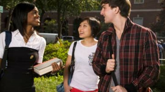 Should race still be a factor in college admissions?