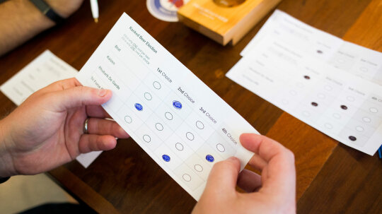 How Ranked-choice Voting Works