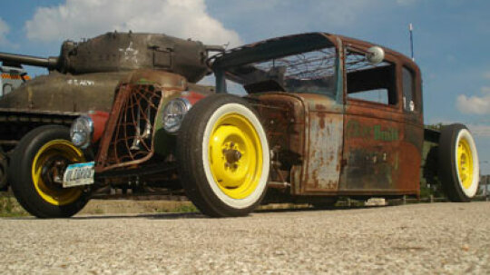 How Rat Rods Work