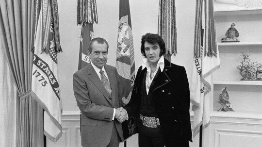 August 16, 1977: Elvis Presley Dies