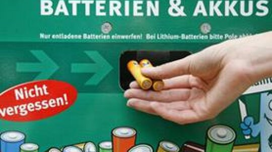 How and Where to Recycle Alkaline Batteries